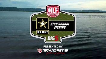 Major League Fishing TV Spot, '2021 U.S. Army High School Fishing Big 5' - Thumbnail 1