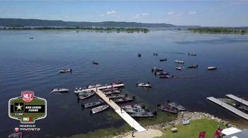 Major League Fishing TV Spot, '2021 U.S. Army High School Fishing Big 5' - Thumbnail 3