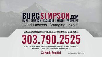 Burg Simpson TV Spot, 'Text, Drugs or Alcohol' - Thumbnail 7