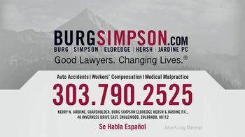 Burg Simpson TV Spot, 'Text, Drugs or Alcohol' - Thumbnail 5