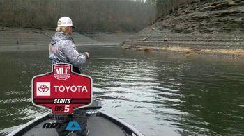 Major League Fishing TV Spot, '2021 Toyota Series Big 5'