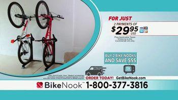 Bike Nook TV Spot, 'Bulky Bikes Take Up Space' - Thumbnail 10
