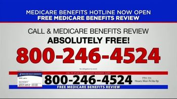 Medicare Benefits Hotline TV Spot, '2021 New Medicare Benefits' - Thumbnail 8