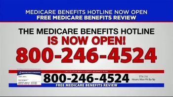 Medicare Benefits Hotline TV Spot, '2021 New Medicare Benefits' - Thumbnail 2