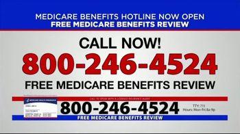 Medicare Benefits Hotline TV Spot, '2021 New Medicare Benefits' - Thumbnail 3