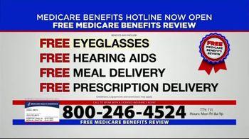 Medicare Benefits Hotline TV Spot, '2021 New Medicare Benefits' - Thumbnail 4