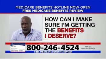 Medicare Benefits Hotline TV Spot, '2021 New Medicare Benefits' - Thumbnail 5