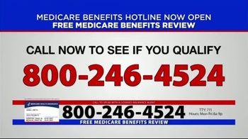 Medicare Benefits Hotline TV Spot, '2021 New Medicare Benefits' - Thumbnail 6