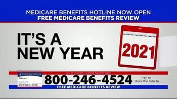 Medicare Benefits Hotline TV Spot, '2021 New Medicare Benefits' - Thumbnail 7
