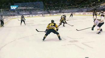 SAP TV Spot, 'Match-Up Insights: Penguins vs. Bruins' - 3 commercial airings