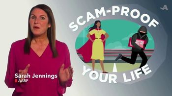 AARP Services, Inc. TV Spot, 'Scam-Proof Your Passwords and Credit' - Thumbnail 2