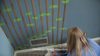 Checking in With Chelsea TV Spot, 'Accent Wall' - Thumbnail 3
