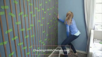 Checking in With Chelsea TV Spot, 'Accent Wall' - Thumbnail 4