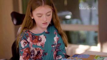 Make-A-Wish Foundation TV Spot, 'My Wish' - Thumbnail 7