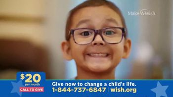 Make-A-Wish Foundation TV Spot, 'My Wish' - Thumbnail 9