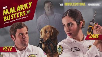 Mister Sparky TV Spot, 'Malarky Busters: The Future'