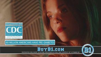 B1 Sport Performance & Wellness Patch TV Spot, 'Fight Back Against Diabetes and Pre-Diabetes' - Thumbnail 2