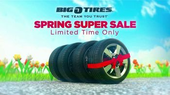 Big O Tires Spring Super Sale TV Spot, 'Up to $150 Off' - Thumbnail 6