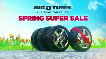 Big O Tires Spring Super Sale TV Spot, 'Up to $150 Off' - Thumbnail 3