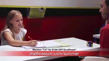 Mathnasium TV Spot, 'The Hand Raisers: $100 Off Enrollment' - Thumbnail 6