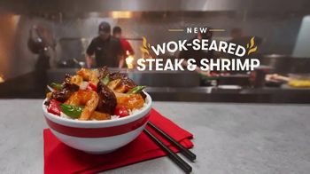 Panda Express Wok-Seared Steak & Shrimp TV Spot, 'Ordena hoy' [Spanish] - Thumbnail 6