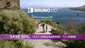 Bruno MD Royal Collagen Peptides TV Spot, 'Advanced Collagen Health: Save 50%' - Thumbnail 10