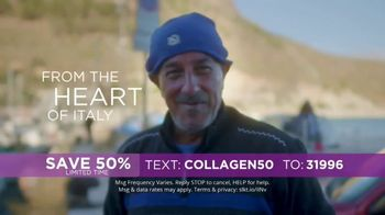 Bruno MD Royal Collagen Peptides TV Spot, 'Advanced Collagen Health: Save 50%' - Thumbnail 4
