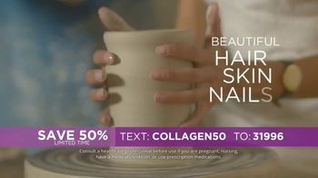 Bruno MD Royal Collagen Peptides TV Spot, 'Advanced Collagen Health: Save 50%' - Thumbnail 6