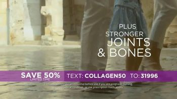 Bruno MD Royal Collagen Peptides TV Spot, 'Advanced Collagen Health: Save 50%' - Thumbnail 7