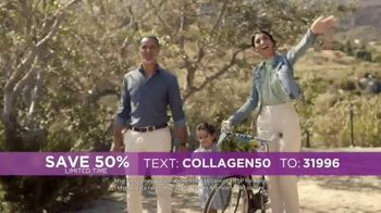 Bruno MD Royal Collagen Peptides TV Spot, 'Advanced Collagen Health: Save 50%' - Thumbnail 9