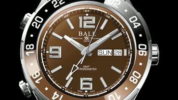 BALL Watch Roadmaster Marine GMT TV Spot, 'Navy Mariner' - Thumbnail 1