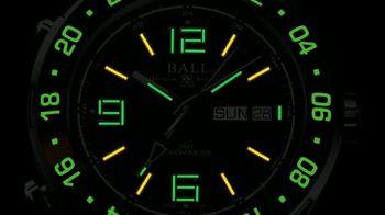 BALL Watch Roadmaster Marine GMT TV Spot, 'Navy Mariner' - Thumbnail 2