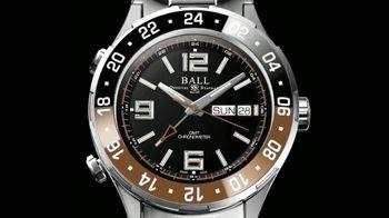 BALL Watch Roadmaster Marine GMT TV Spot, 'Navy Mariner' - Thumbnail 3