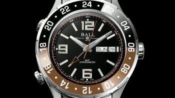 BALL Watch Roadmaster Marine GMT TV Spot, 'Navy Mariner' - Thumbnail 5