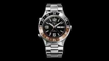 BALL Watch Roadmaster Marine GMT TV Spot, 'Navy Mariner' - Thumbnail 8