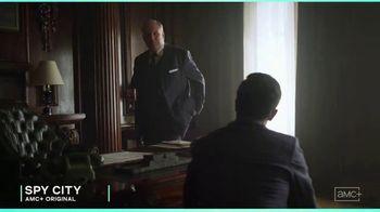 AMC+ TV Spot, 'Spy City' - Thumbnail 3