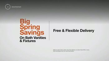 The Home Depot Big Spring Savings TV Spot, 'Fresh Space' - Thumbnail 9