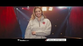 Fanatics.com TV Spot, 'Support Your Favorite College: Every Conference and Team'