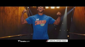 Fanatics.com TV Spot, 'Support Your Favorite College: Every Conference and Team' - Thumbnail 1