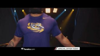 Fanatics.com TV Spot, 'Support Your Favorite College: Every Conference and Team' - Thumbnail 3