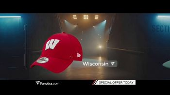 Fanatics.com TV Spot, 'Support Your Favorite College: Every Conference and Team' - Thumbnail 4