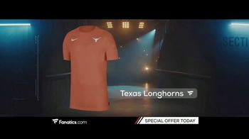 Fanatics.com TV Spot, 'Support Your Favorite College: Every Conference and Team' - Thumbnail 5