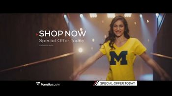 Fanatics.com TV Spot, 'Support Your Favorite College: Every Conference and Team' - Thumbnail 7