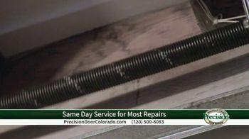 Precision Door Service TV Spot, 'A Warehouse on Wheels' - Thumbnail 1
