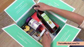 Thrive Market TV Spot, 'Don't Break the Bank: $20 Off First Order' - Thumbnail 2