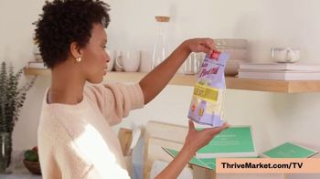 Thrive Market TV Spot, 'Don't Break the Bank: $20 Off First Order' - Thumbnail 7