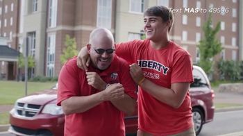 Liberty University TV Spot, 'Middle America Scholarship: We Make It Happen'