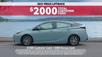 2021 Toyota Prius TV Spot, 'Your Next Road Trip' [T2] - Thumbnail 4