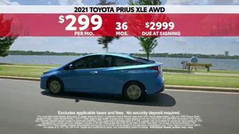 2021 Toyota Prius TV Spot, 'Your Next Road Trip' [T2] - Thumbnail 5