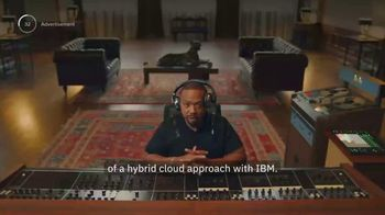 IBM Hybrid Cloud TV Spot, 'The Benefits of a Hybrid Cloud Approach' Featuring Timbaland